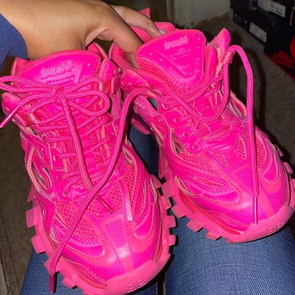 Balenciaga Shoes   Track Runners Size 6